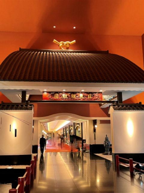ホテル雅叙園東京は映画「千と千尋の神隠し」のモデルとなったことでも知られているところです。