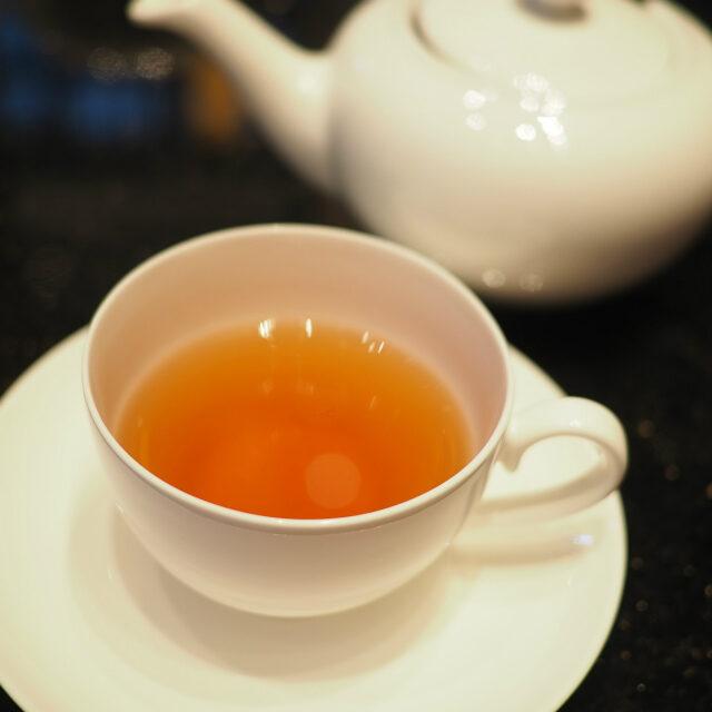 トロピカルオレンジホットも美味しかったけど、これはアイスティーのほうがあってる紅茶みたい!