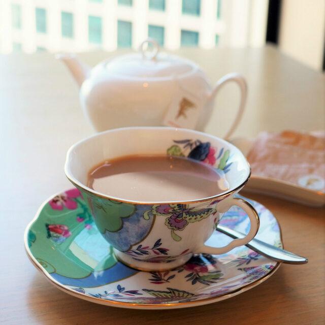 セイロンサンライズもミルクティーに合う紅茶です。