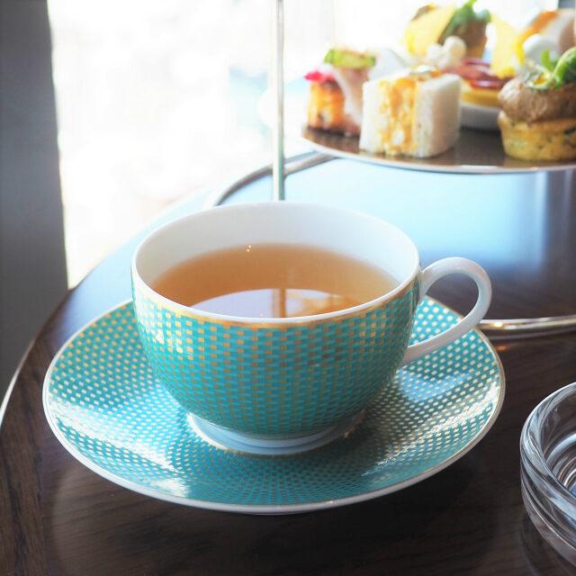 マンダリンオリエンタル東京ブレンドティー中国福建省産の烏龍茶にベルガモットで柑橘系の香りを付けたフレーバーティー