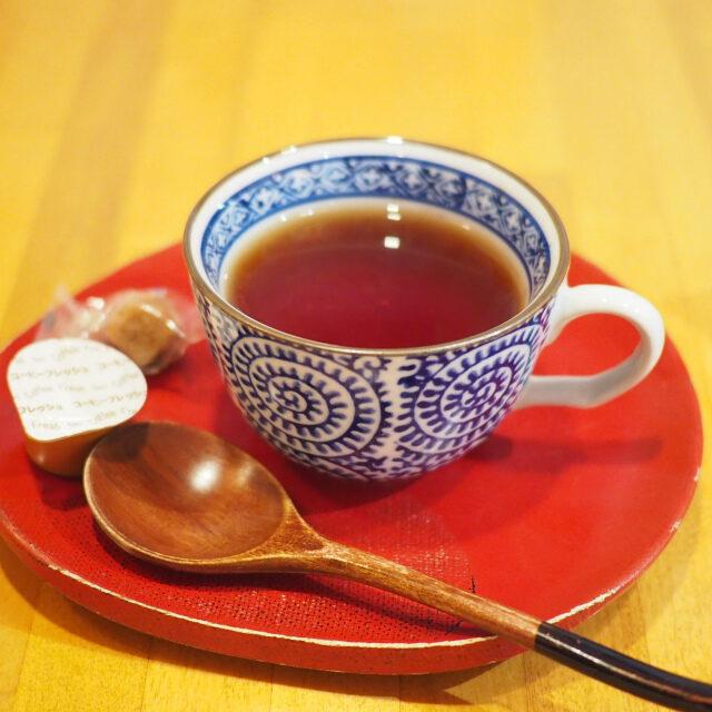 紅茶 静岡県掛川の和紅茶です。