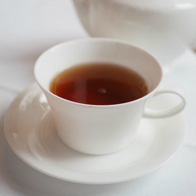 巨峰の紅茶セイロンティーをベースにした巨峰のフレーバーティー