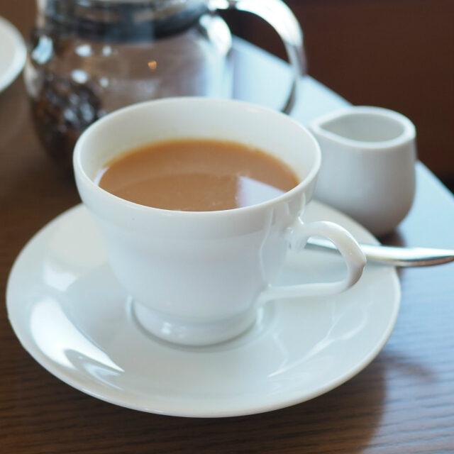 イングリッシュブレックファストはミルクティーで飲みたくなります!