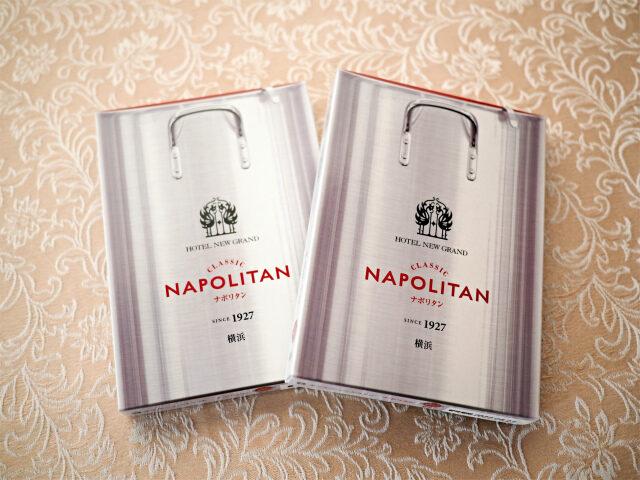 ナポリタンソース1箱¥648(税込)