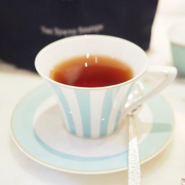 アールグレイこちらも「セレンディピティー」の紅茶です。