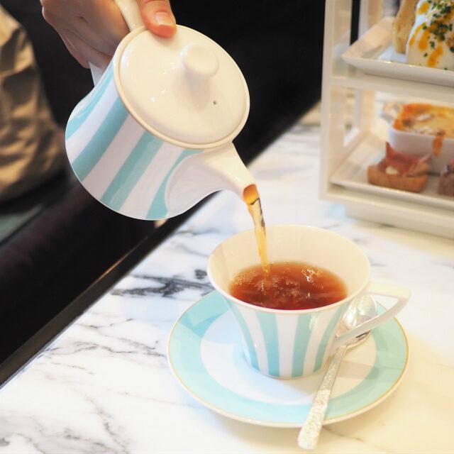 tokyostationhotel hightea afternoontea tea10