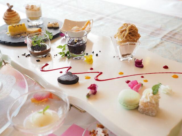 venire shinjuku afternoontea sweets01