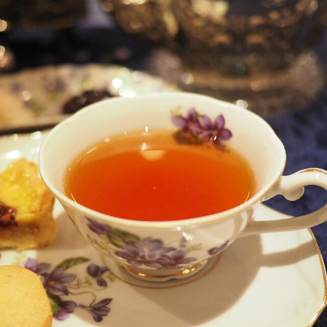 ニルギリ(チャムラジ茶園)ChaTeaのニルギリは安定した美味しさ。