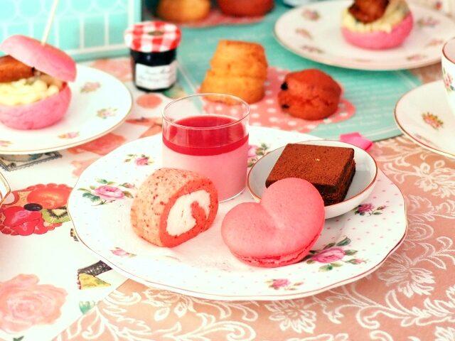 ch tearoom afternoontea sweets