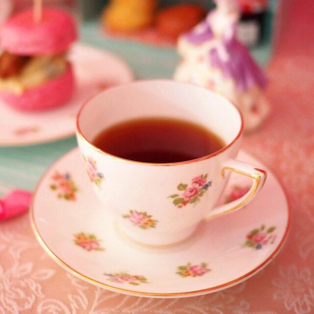 マルコ ポーロ中国のフルーツとチベットの花、そしてバニラの甘い香りも感じられるマリアージュフレールを代表するフレーバーティー。