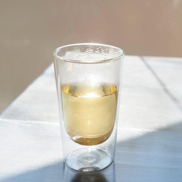 黒文字茶こちらは前回も感動したお茶!お花の入ったハーブティーのような香りがします!
