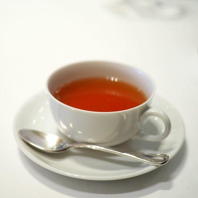 ハプスブルクブレンドセイロン紅茶をベースにホワイトティーとエルダーフラワーを加えたオリジナルブレンドティー。