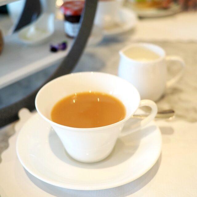 マルコポーロはミルクティーにしても美味しい紅茶です。