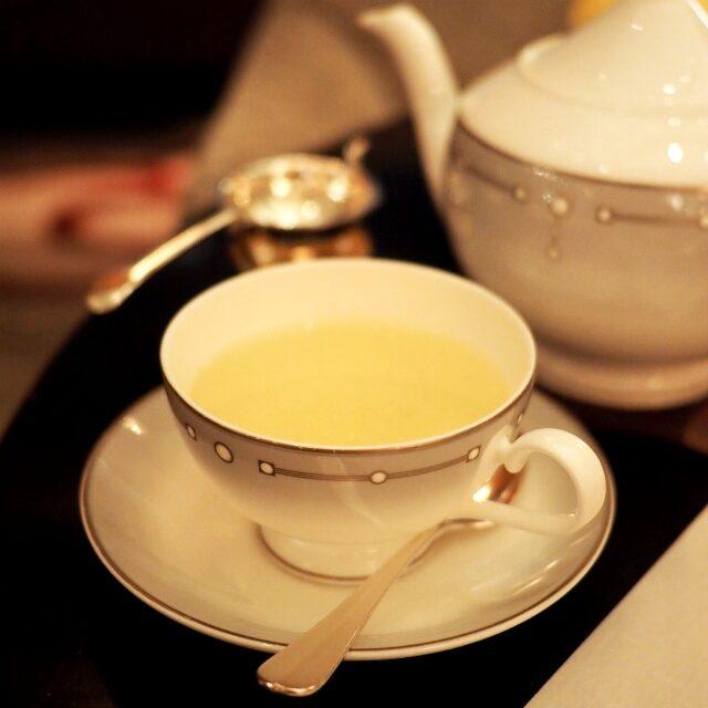 ブーケロワイヤル ジャスミンティーと緑茶のブレンドティーにマスカットの香りを加えたフレーバーティー