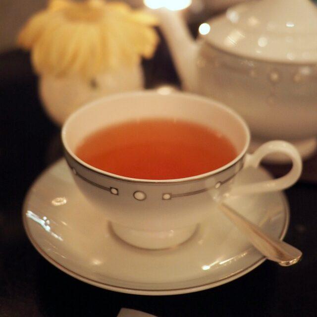 ジンジャー&レモン ルイボスとハニーブッシュのお茶にジンジャーとレモンマートルも加えたハーブティー