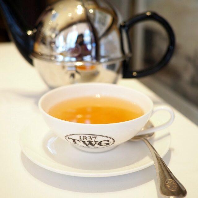 ダージリンプリンセスティー 春摘のダージリンにフルーツで香り付けした紅茶