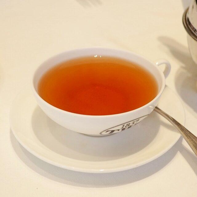 アールグレイ フォーチューンダージリンにベルガモットで香り付けした紅茶