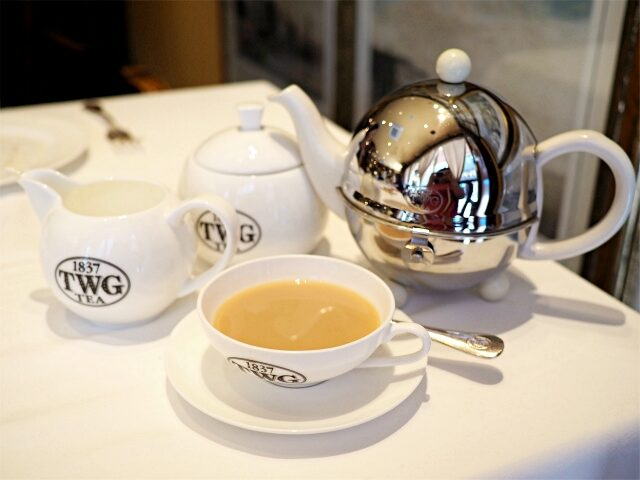 ティーウェアはTWG Tea オリジナル