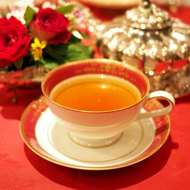 ChaTea ダージリン キャッスルトン茶園 セカンドフラッシュほんのりとした渋みが美味しい、香り高いセカンドフラッシュ