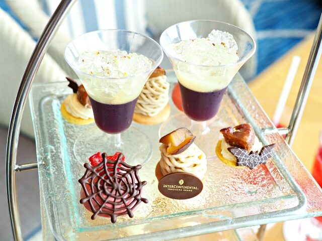 yokohama grand afternoontea sweets01