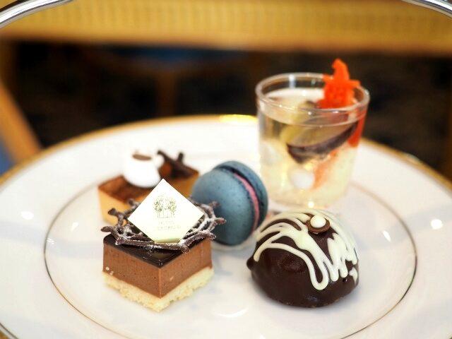 newgrand halloween2021 afternoontea sweets01