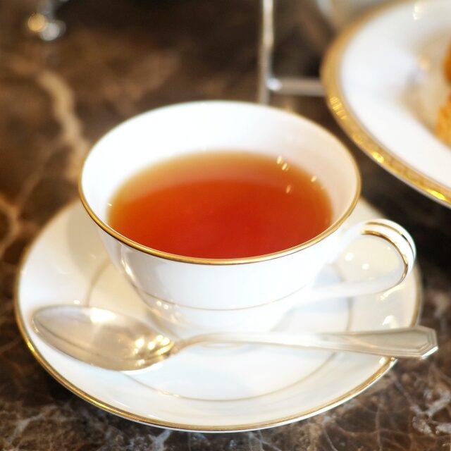 アップルクイーンこれも必ずオーダーしちゃうお気に入りの紅茶。