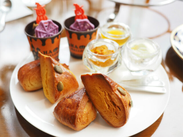 rihga halloween afternoontea pastry01