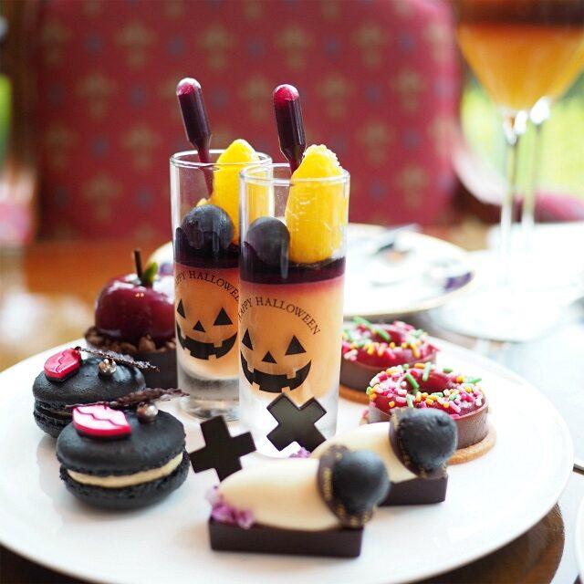 rihga halloween afternoontea sweets01 1