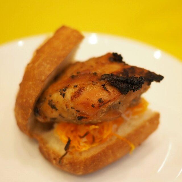バインミー ~ベトナム風サンドウィッチ~これすごくいい匂いで美味しい!!!