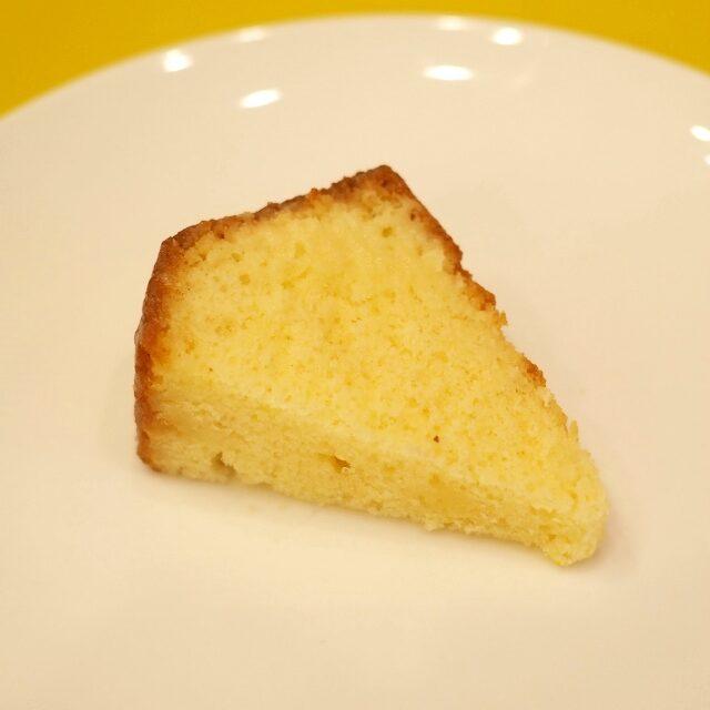 マルヴァプディング ~焼きケーキ~