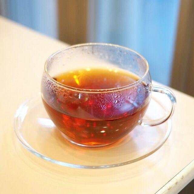 ニルギリ(プリミアスティー)アフタヌーンティーにニルギリがあるの嬉しい!さっぱりした飲みやすい紅茶です。