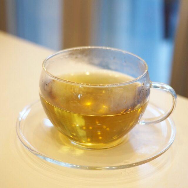 ヤーコンの葉食物繊維やオリゴ糖が含まれているお茶ダイエットに効果があるそう!まさに薬草の香り!のお茶。