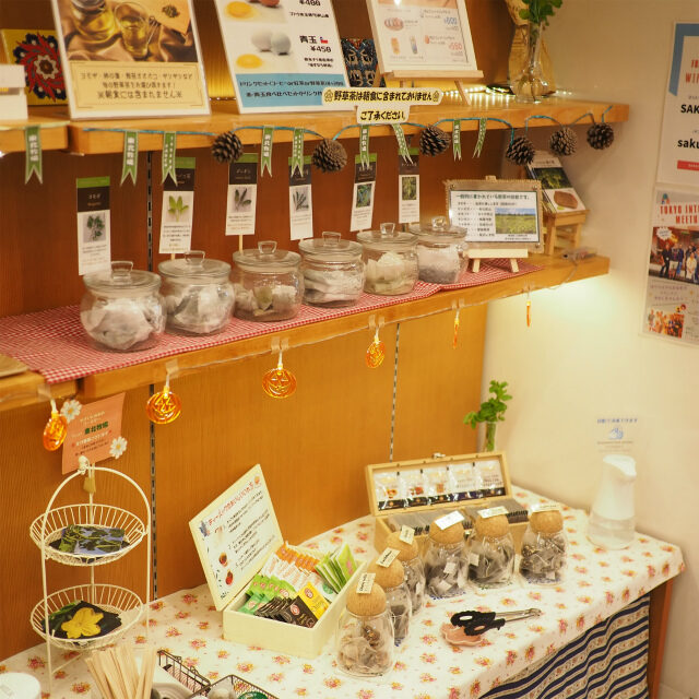 sakura cafe afternoontea tea14