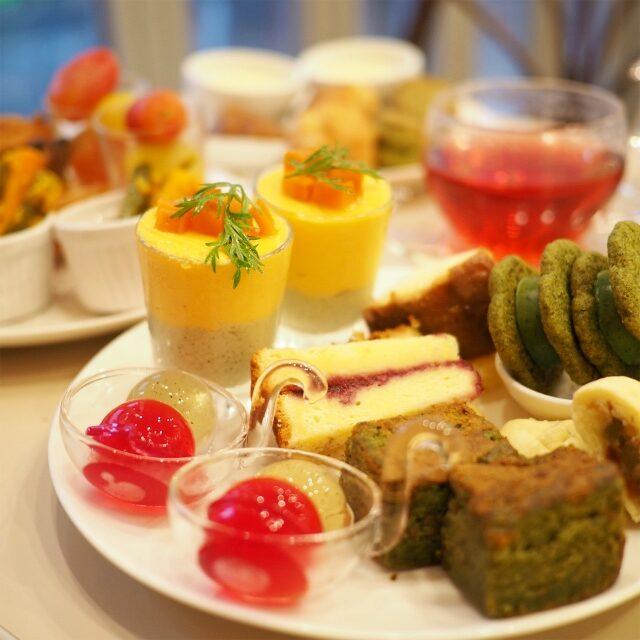 sakura cafe afternoontea08