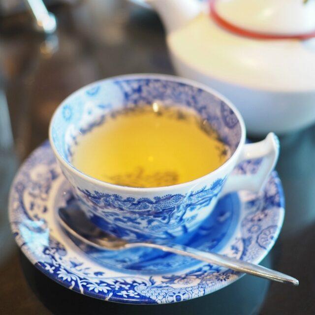 スプリングジャスミン緑茶にジャスミンを加えたもの